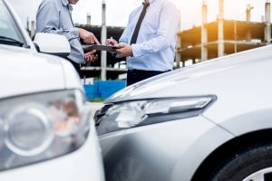 no fault case in car accident